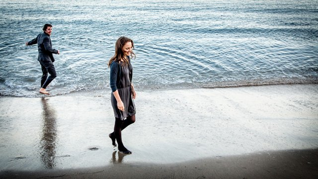 New Knight of Cups Poster Turns Christian Bale's World Upside Down.