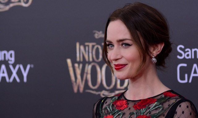 Emily Blunt Snow White and the Huntsman Spinoff