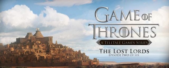 Launch Trailer for Episode 2 of Telltale Games' Game of Thrones