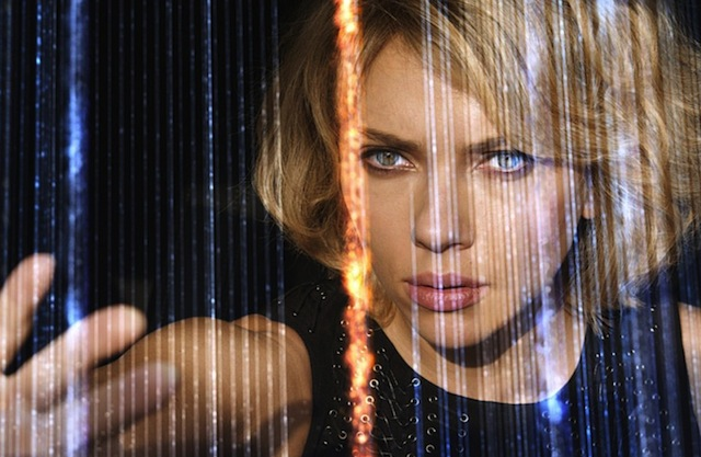 This Week on Blu-ray and DVD - Lucy