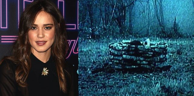 Matilda Lutz Rings The Ring Reboot