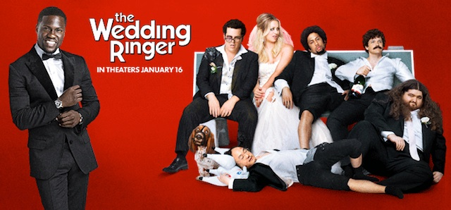The Wedding Ringer Kevin Hart