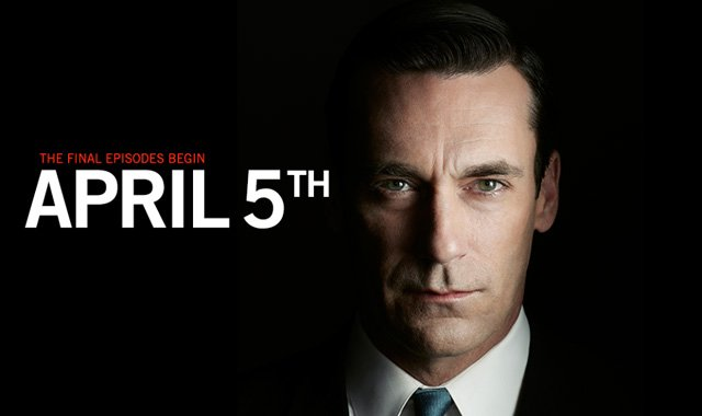 Mad Men final seven episodes to begin on April 5