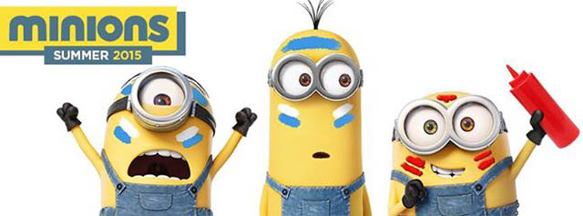 The new Minions Trailer has arrived!