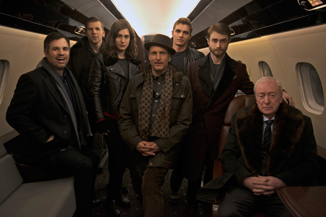 Now You See Me 2 set photo