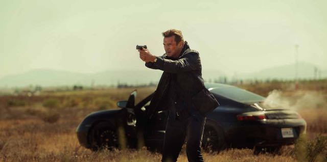 TKN3-002 — Liam Neeson as Bryan Mills in TAKEN 3.