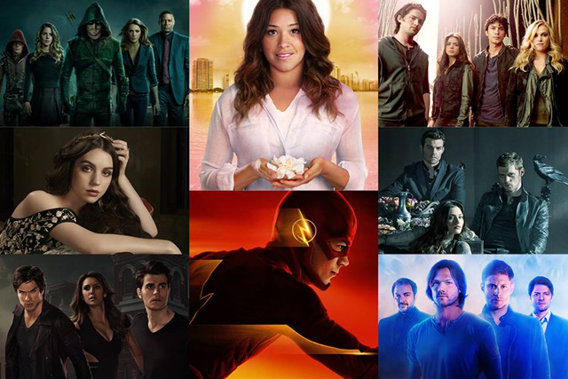 The CW renews eight series for the 2015-16 season