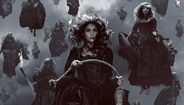Salem renewed for a third season.