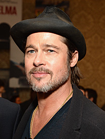 Brad Pitt to star in Robert Zemeckis film.