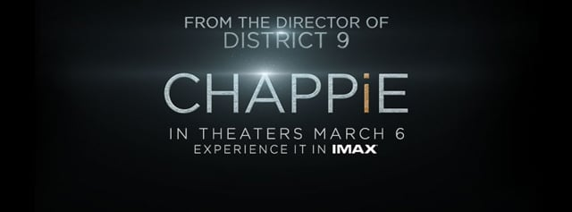 chappie in imax