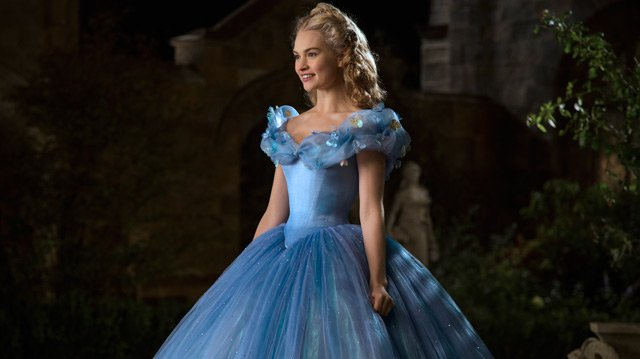 Disney revives the animated classic with live-action Cinderella movie.
