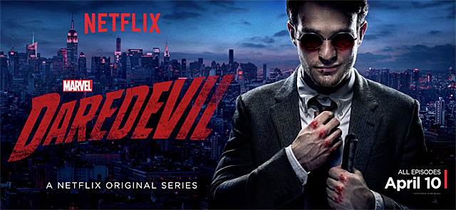 Here Comes the New Trailer for Daredevil!