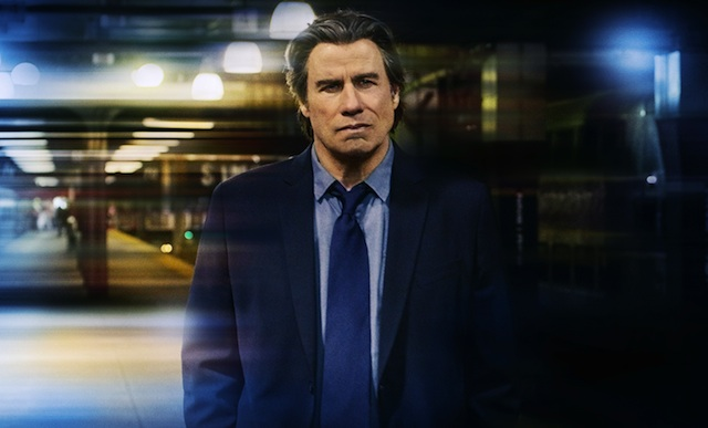 a new poster and trailer show off john travolta as the