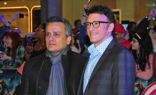 Joe and Anthony Russo First Look Deal