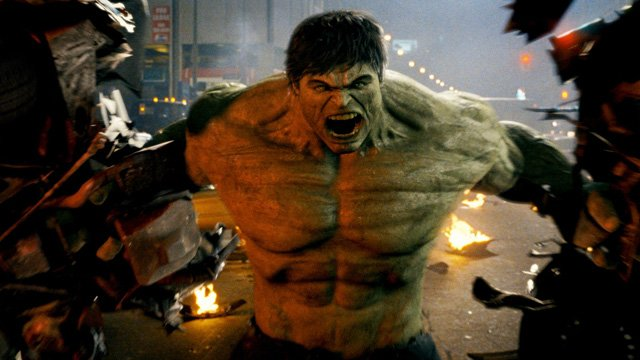 The Avengers movies timeline continues with The Incredible Hulk.