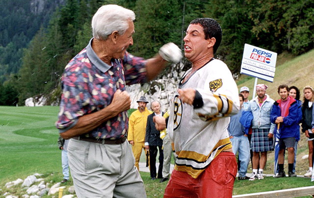 Happy Gilmore's Adam Sandler and Bob Barker are Back at It Again