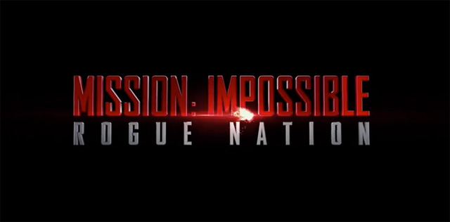 The Syndicate is Real in New Mission: Impossible Rogue Nation Trailer