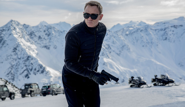 Studio Distribution Rights to James Bond Up for Grabs After Spectre