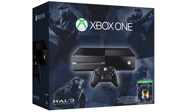 xbox one with halo