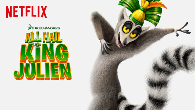 Image result for all hail king julien