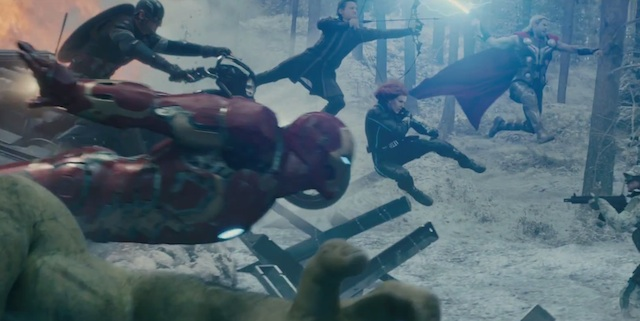 Avengers: Age of Ultron Has the Second-Biggest Single Day Ever
