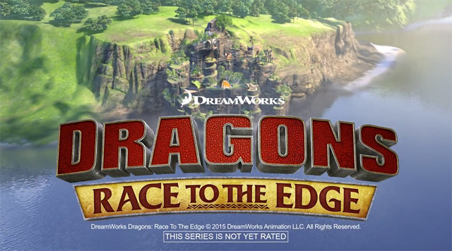 DreamWorks Dragons: Race to the Edge Official Trailer