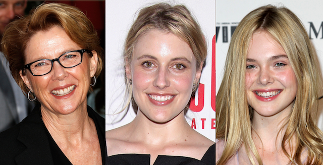 Annette Bening, Elle Fanning and Greta Gerwig are set to star in Mike Mills' 20th Century Women.