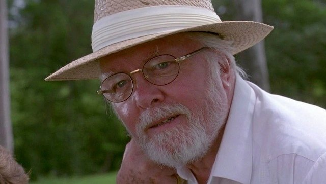 an extended jurassic world spot features john hammond narration