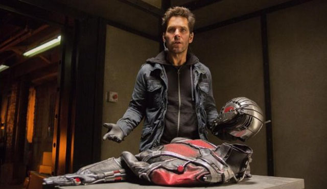 Paul Rudd's Scott Lang is among the talented actors featured in the Ant-Man cast.