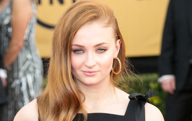Sophie Turner plays Jean Grey in the upcoming X-Men: Apocalypse.