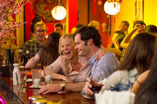 International Trailer for Trainwreck, Starring Amy Schumer and Bill Hader