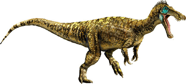 The Baryonx is just one of the Jurassic World dinosaurs featured in the summer release.