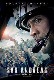 San Andreas review - the disaster film starring Dwayne Johnson, Carla Gugino and Alexandra Daddario.