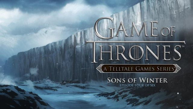 The Trailer for Game of Thrones: A Telltale Games Series Episode 4.