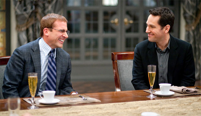 Dinner for Schmucks is an important part of our Ant-Man Paul Rudd spotlight.
