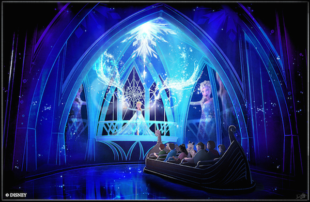 New Details on the Frozen Ever After Ride Revealed.