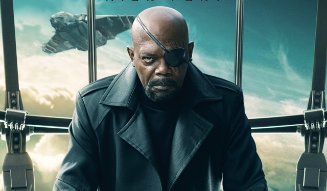"Samuel L. Jackson says that he's ""surprised"" he's not starring in Marvel's Captain America: Civil War."