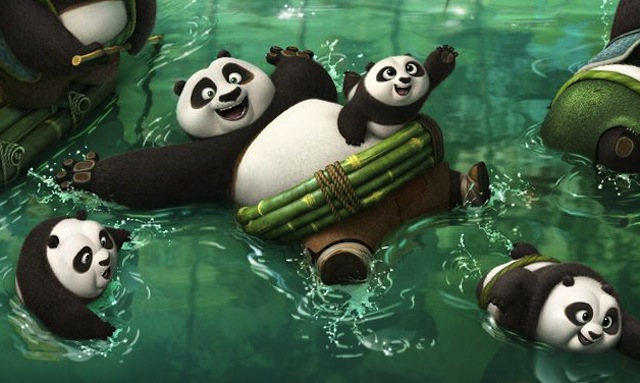 Check out these new Kung Fu Panda 3 stills!