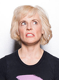 """Netflix announced today that they have greenlit """"Lady Dynamite,"""" a new original comedy series starring alternative stand-up Maria Bamford."""