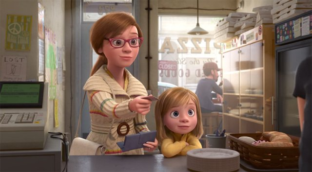San Francisco ruins pizza in a new Inside Out clip.
