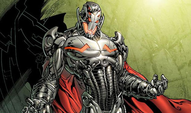 Created by Pym, Ultron is one of the Ant-Man Villains.