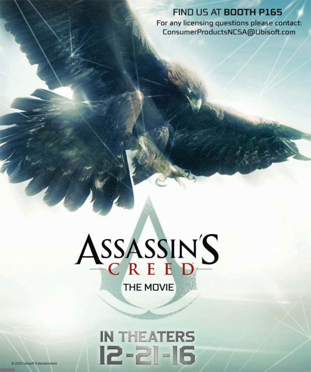 20th Century Fox and Ubisoft Motion Pictures' Assassin's Creed movie stars Michael Fassbender and Marion Cotillard.