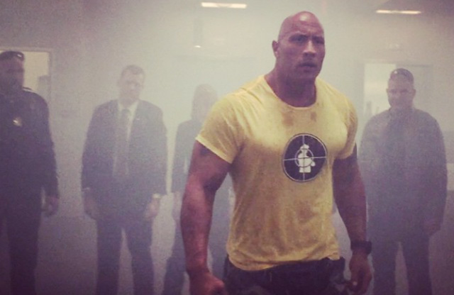 Dwayne Johnson Shares First Look at Central Intelligence Character