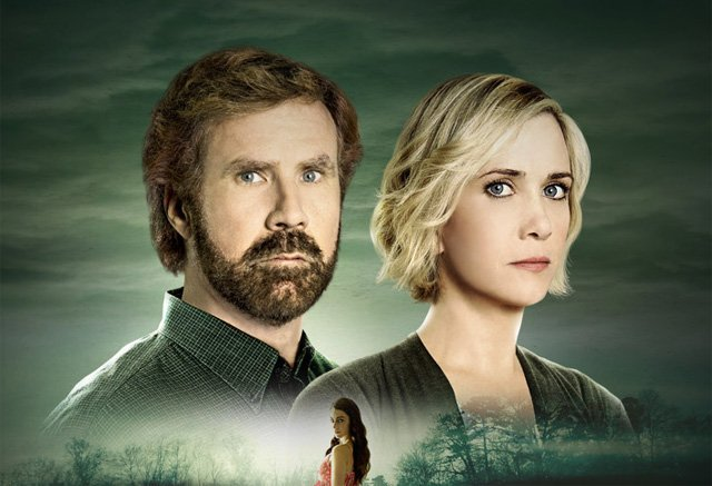 Teaser Trailer for Lifetime's A Deadly Adoption, Starring Will Ferrell and Kristen Wiig