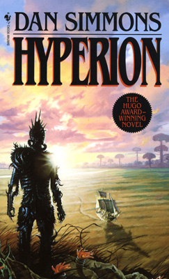 Syfy to Adapt Dan Simmons' Sci-Fi Best-Seller Hyperion.
