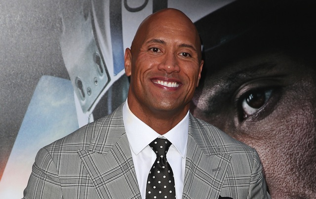 Dwayne Johnson is set to headline a Big Trouble in Little China remake.