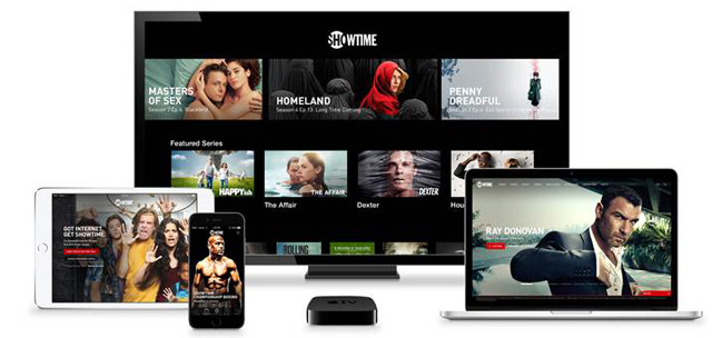Showtime to Offer Standalone Service Over the Internet