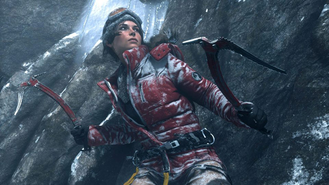 Rise of the Tomb Raider Cinematic Trailer Hits!