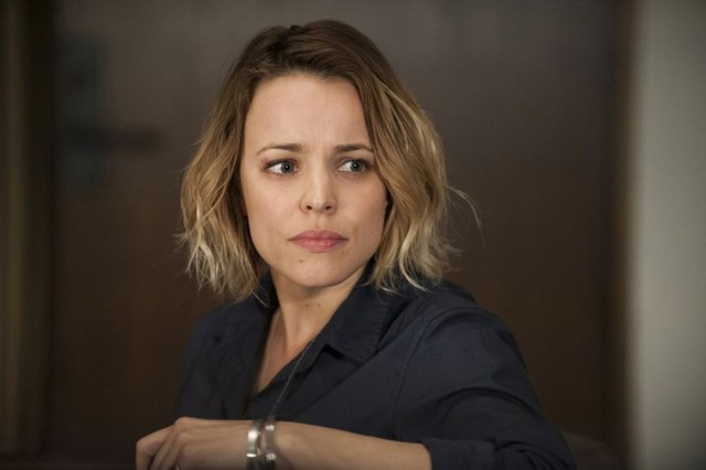 Rachel McAdams stars in True Detective Season 2
