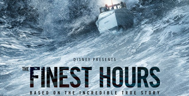 The Finest Hours Trail...
